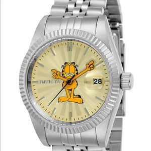 LIMITED EDITION - FIRST ONE INVICTA GARFIELD WATCH